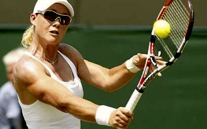 Sam Stosur Right Arm